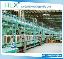 Air Conditioner Assembly Line Air Conditioning Assembly Line For Home Appliances