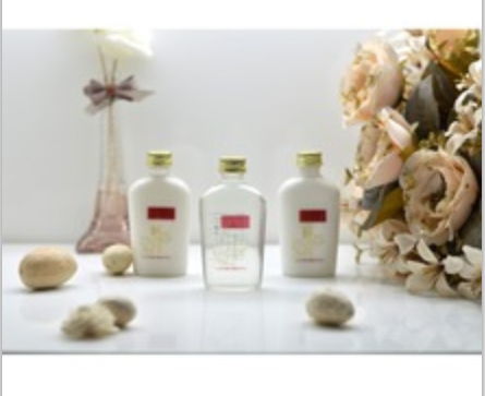 hotel products ISO certificated moisturizing cosmetics and body lotion