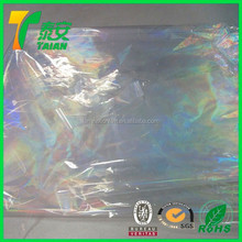 Laser Rainbow BOPP Holographic Film for Packing and Printing