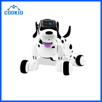 Lovely Robot Electric Watch Dog Kids' Robotics Toy Home Security Monitoring Smart Electronic Puppy