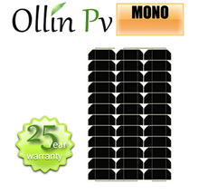 Best price of Ollin Mono solar pv panel 5w10w 15w 20w 30w 40w 50w 60w 70w 80w 85w 90w 100w 120w
