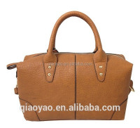 Leather bag ethiopian leather bag