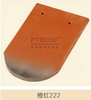 Professional roof tile supplier Flat Y-Scale clay roof tiles For villa