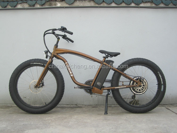 "LOHAS/OEM electric bicycle Lowrider Bicycle,26"" Nexus 3 Speed Beach Cruiser Bicycle,Bike"