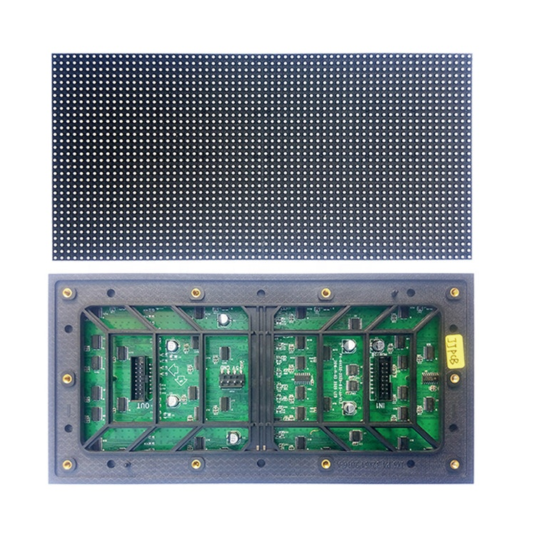 hot selling 32*16mm <strong>P10</strong> <strong>outdoor</strong> led display module