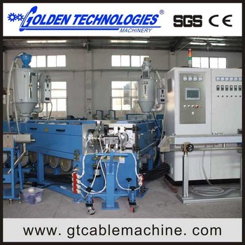 High Pressure Sheath Cable Extrusion Line