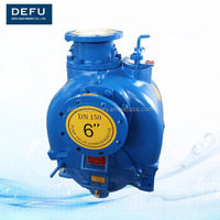 High Pressure 6inch Centrifugal Bare Pump (JU-6)