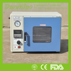 2017 new laboratory mini vacuum oven with hose