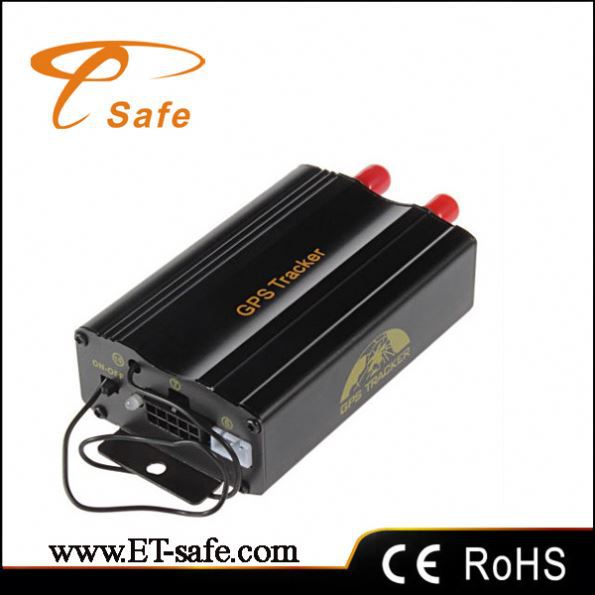 TK103b car gps tracker tracking in www.google.com,Support SMS/GPRS/Internet Network data transfer