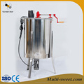 Hot sale 4 frames both electric and manual honey extractor