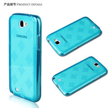 for Samsung Galaxy note2 TPU case mobile