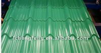 color coated metal steel sheet for roofing panel