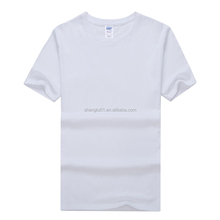Wholesale sport new pattern t-shirts Round neck high quality t- shirts with white color