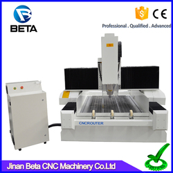 High quality 3d cnc marble granite stone engraving carving router machine with low router cnc cost