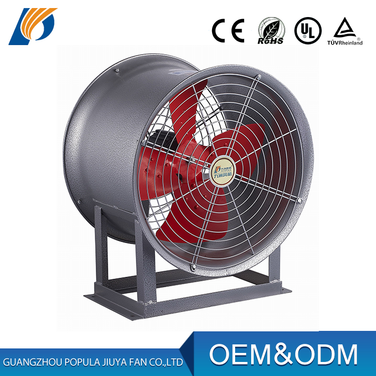 Low price centrifugal air blower and vane axial fan