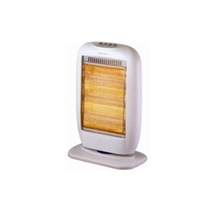 high quality plastic halogen heater