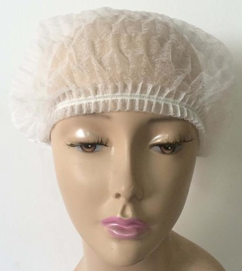Surgical bouffant cap for nurse