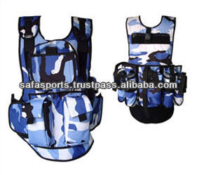 Paintball camo Tactical Vest