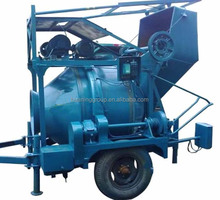 Simple Operation Used Small Concrete Mixer for Sale