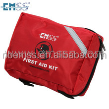Ourdoor selfresuce first aid kit/ emergency bag/custom mini first aid kit