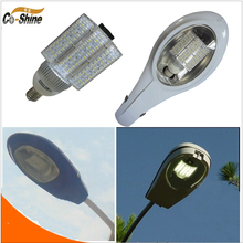 china supplier CE RoHS 85-265V 80W 100w E27 E39 E40 aluminium led street light shell