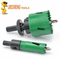 High grade HSS Bi metal Hole Saw Cutter Core Drill Bits Saw for cutting hole steel plywood plastic wood