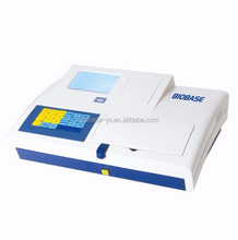 Semi-auto Biochemistry Analyzer, fully automated clinical instruments, BIOBASE-Silver