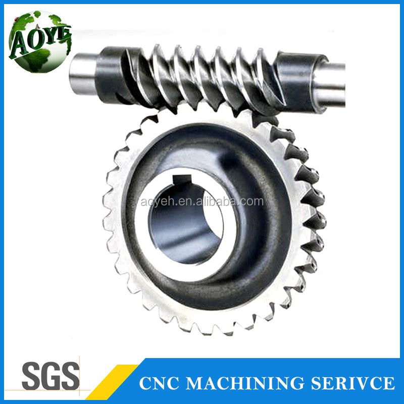High precision Great quality durable customized Cheap worm gear