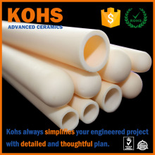 high temperature resistance alumina ceramic pipe