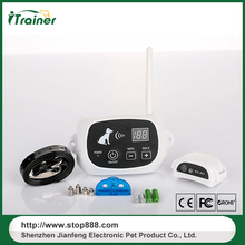Pet safe remote control electronic wifi wireless dog fence system dog training fence collar