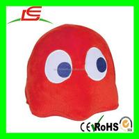 Paladone Pac-Man 4 Ghost Plush Toys Stuffed Dolls for Kids