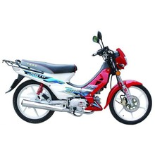 Electric Bikes China Cub Scooter 50CC Gas Moped With Pedals