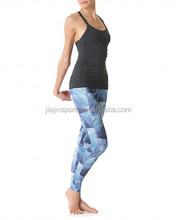 sublimation compression tight ,long compression wear fitness wear