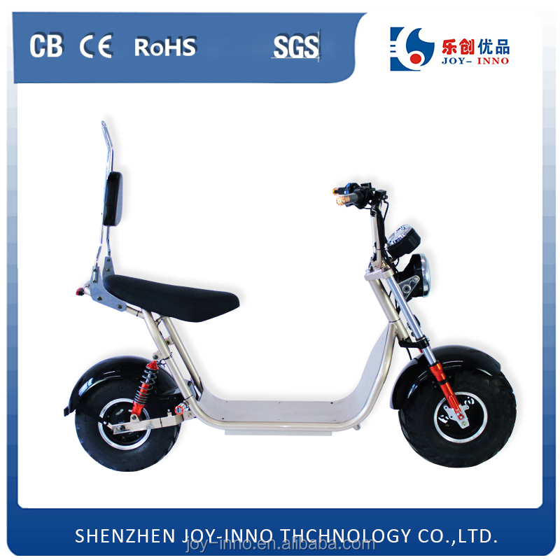 Joy-Inno Popular Style Two Wheel Harley Electric Motorcycle