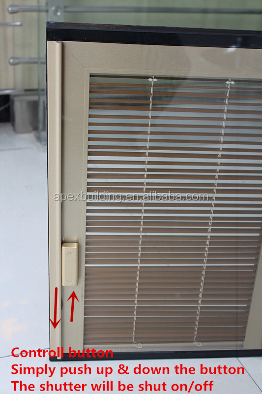 Best Price Office Glass Blinds Window Shades And Office