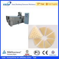 3D Pellets snack food/ Panipuri Golgappa/fryums Making Machine