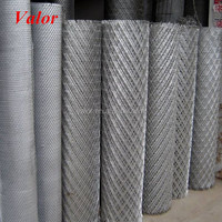 Proprietary manufacturer heavy duty expanded metal mesh