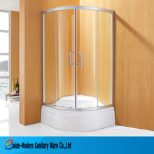 Cubic Metal Enclosures Modern Cubicle Sector Tray Of Enclosure Simple / Cabin China Shower Room