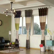 Macrame Lace Curtains With Remote Control for European Market