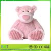 China Wholesale Stuffed Animal Customized Plush Toys Pink Teddy Bear
