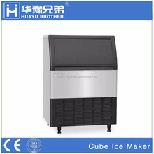 IB100PS sprayer system gourmet cube ice making machine 100kg