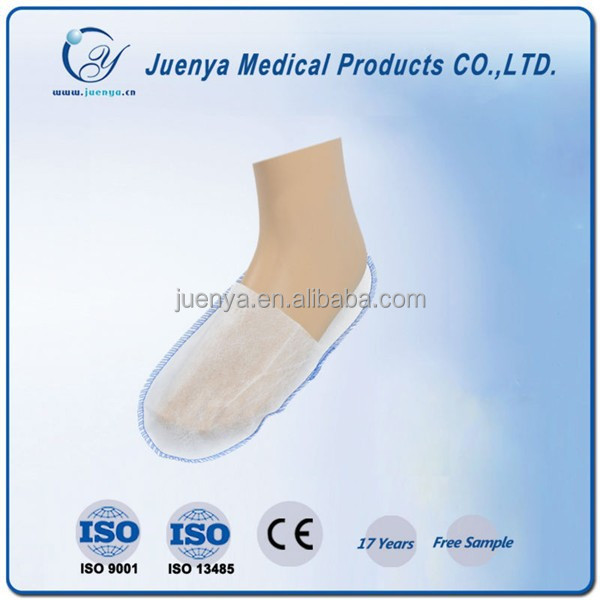 surgical hygiene nonwoven disposable woman slipper