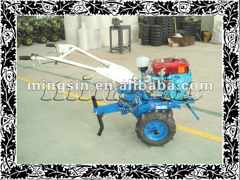 Diesel engine power tiller 4hp MD-4