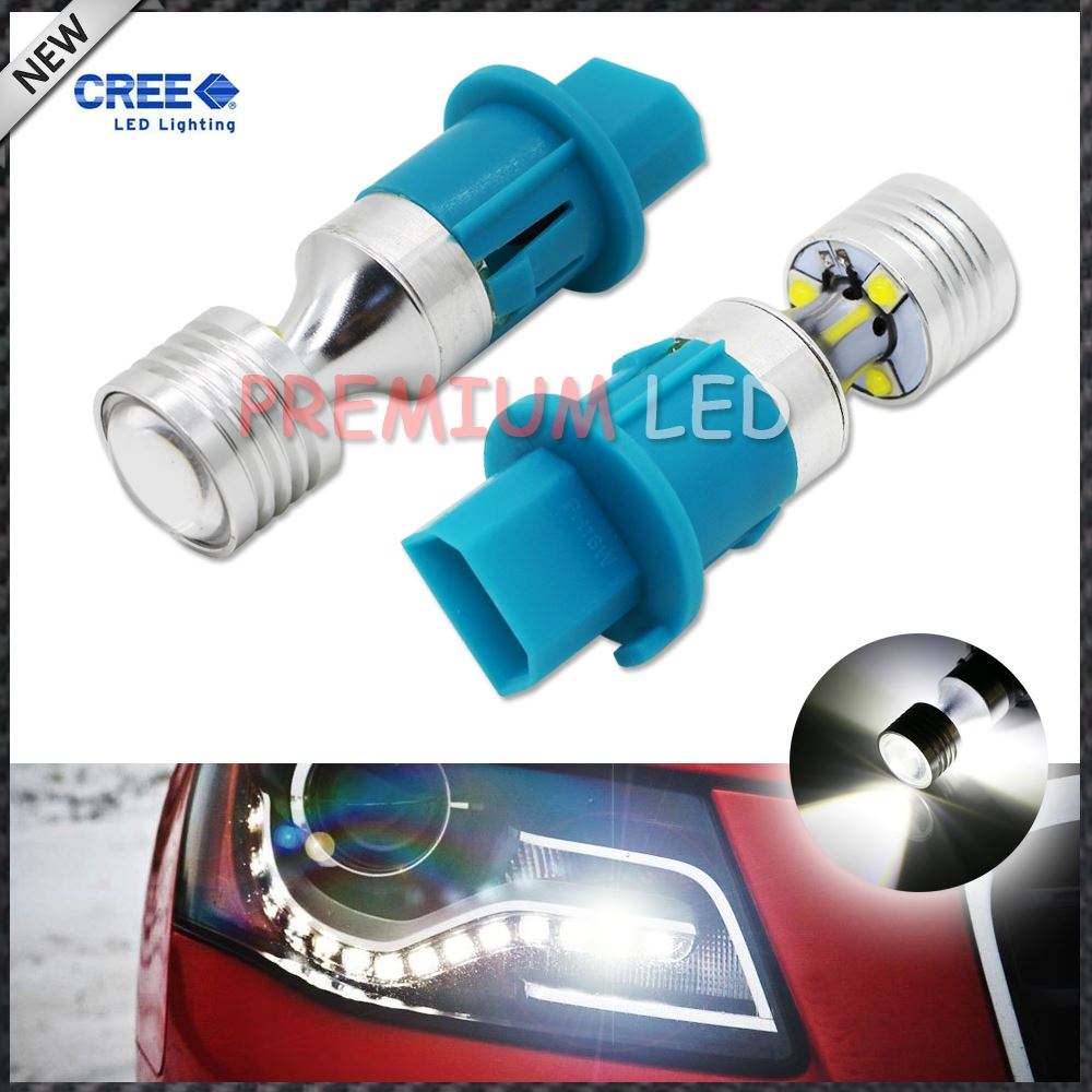 High Power white 20W CRE'E PH16W LED Bulbs For Audi VOLVO, etc Front Turn Signal Lights, Reverse Lights,DRL