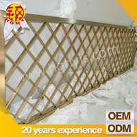 Cheap Laser Cut Stainless Steel Decorative