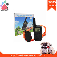 Pet-Tech X-600 dog design germany dog collar leather necklace with remote