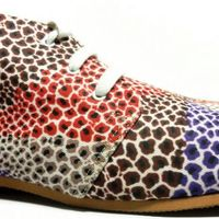 Digitally Printed Canvas Shoe
