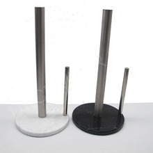 Wholesale marble kitchen paper towel roll holder