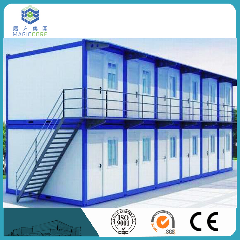 construction site cabins container office workers quarters easy assembly container house as labor camp