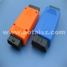 Hot sale auto Adapter M to F obd adapter housing China online shopping